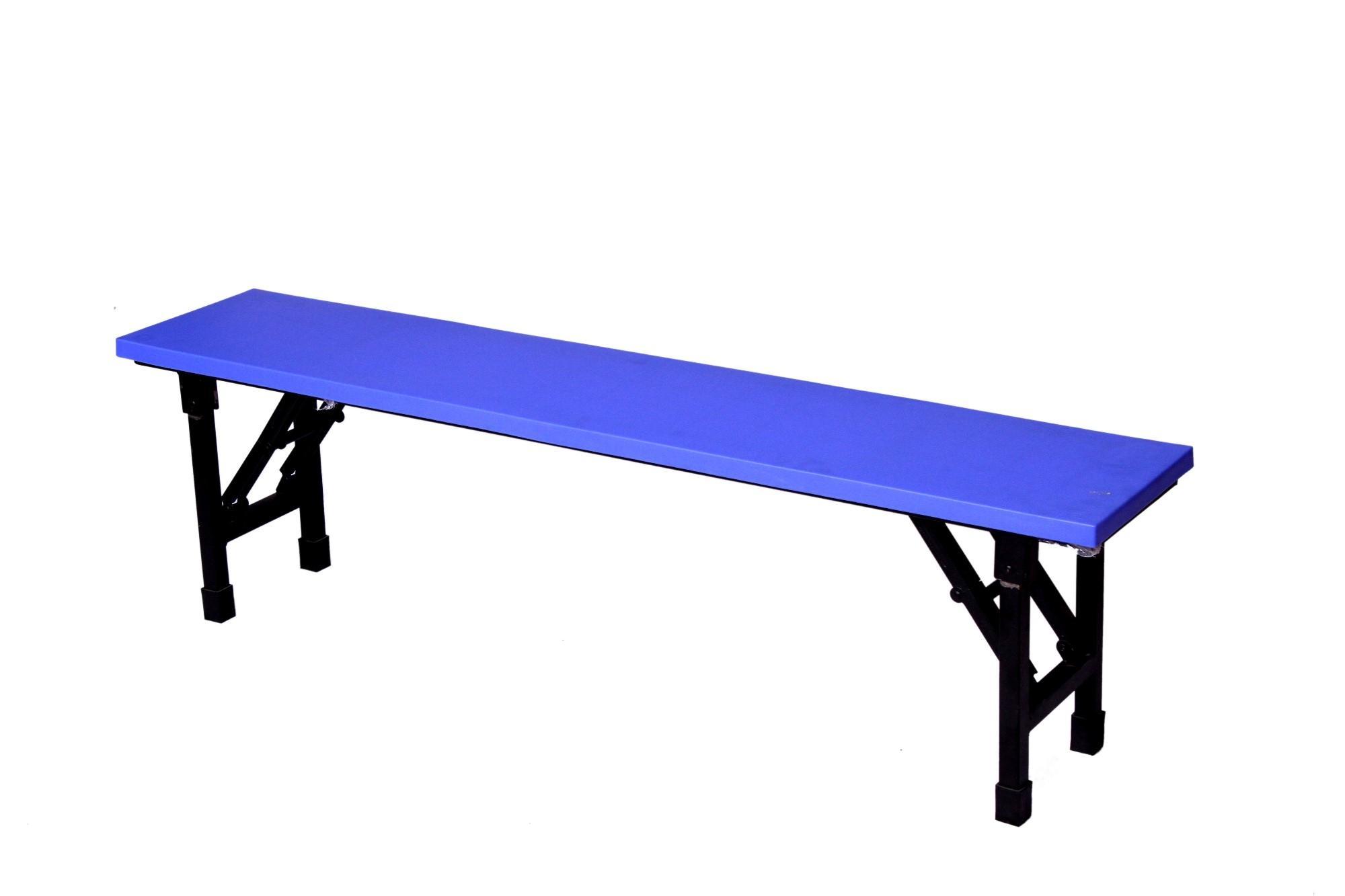 Institute Furniture Series - Bench/TSF-24 LTP  - Blue