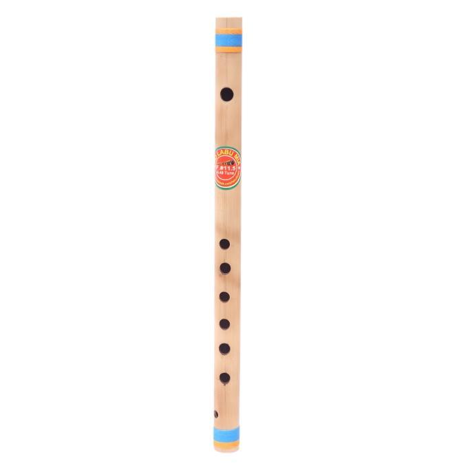 Scal F-11.5 Bamboo F Sharp Medium Bamboo Flute - Wooden