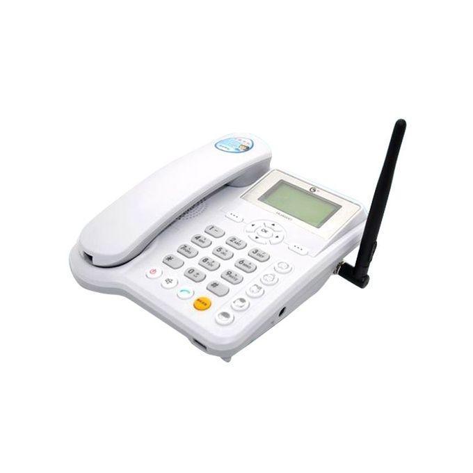 ETS 5623 - Single SIM GSM Wireless Telephone - White