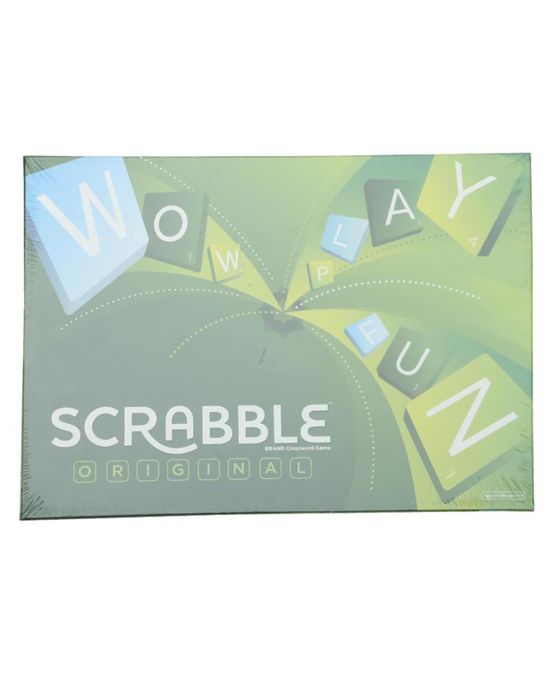 Funskool Scrabble Original - Multicolor