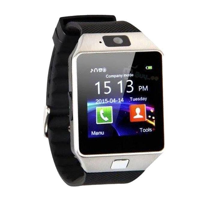 G7 Single SIM Smart Watch – Black