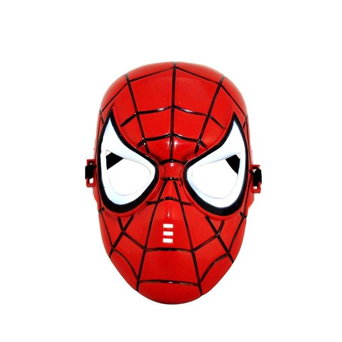 Spider Man Mask 2P - Red