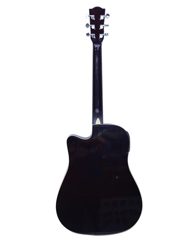 Jumbo Professional Pure Acoustic Guitar - Brown