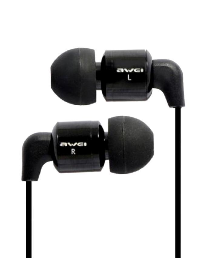 ES-600I In-Ear Earphone - Black