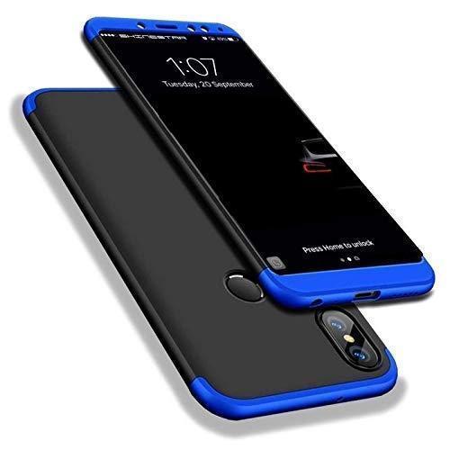 new style f116f 38e0b Xiaomi Mi A2 Lite 360 Degree Back Cover