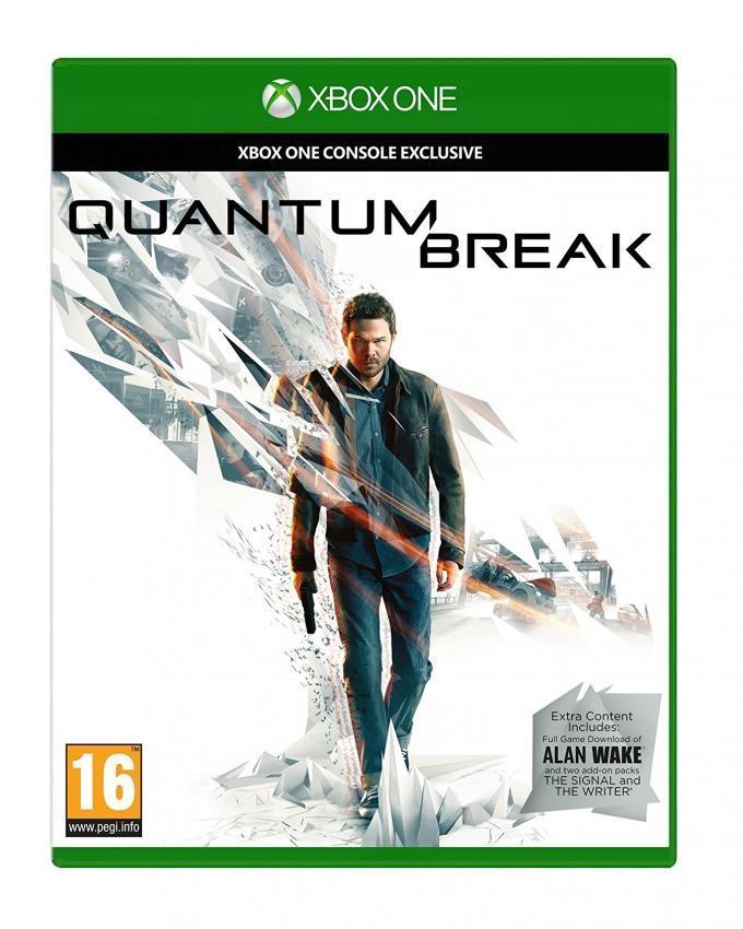 Quantum Break - Gaming CD For  Xbox One