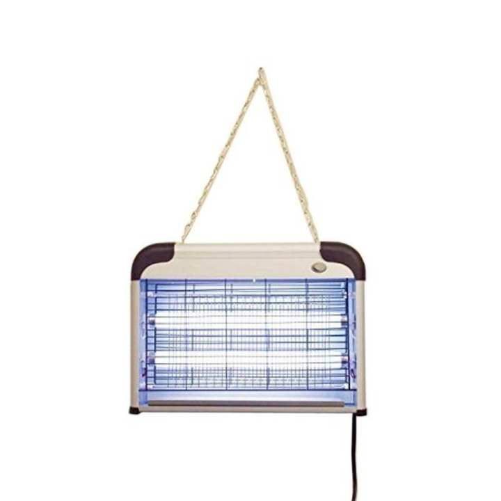 Electric Insect Killer Lamp 20W - White