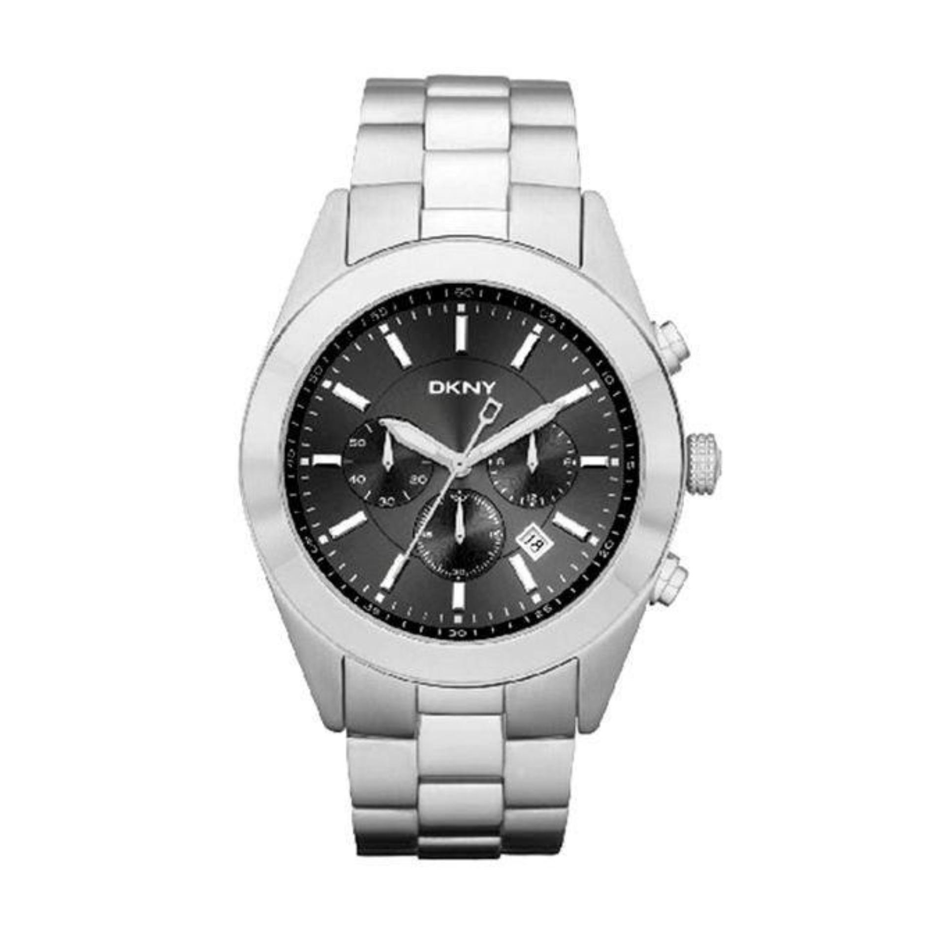 Stainless Steel NY1507 Nolita Wrist Watch - Silver