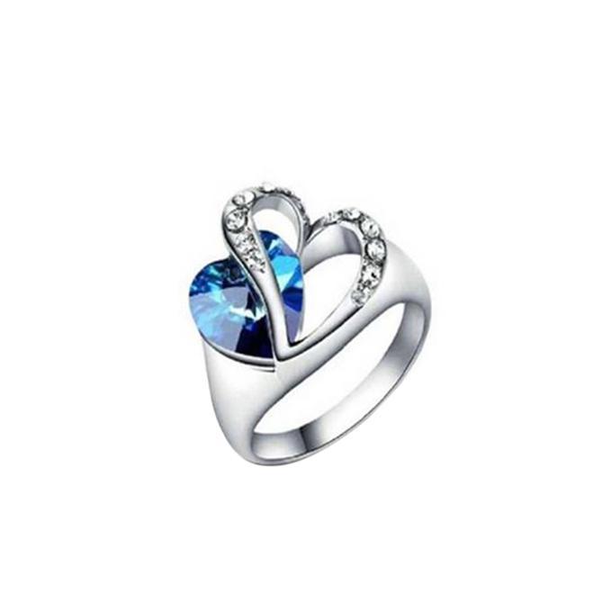 Titanic Heart Shaped Finger Ring