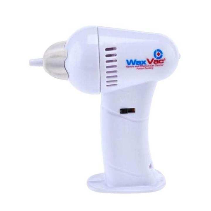 WaxVac Ear Cleaner - White