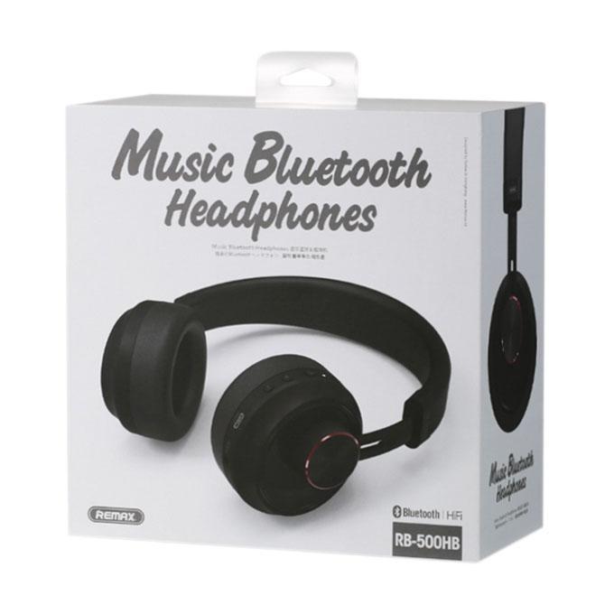 RB-500HB Wireless Bluetooth Headphone - White