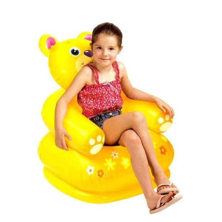Buy Inflatable Teddy Bear Chair For Kids