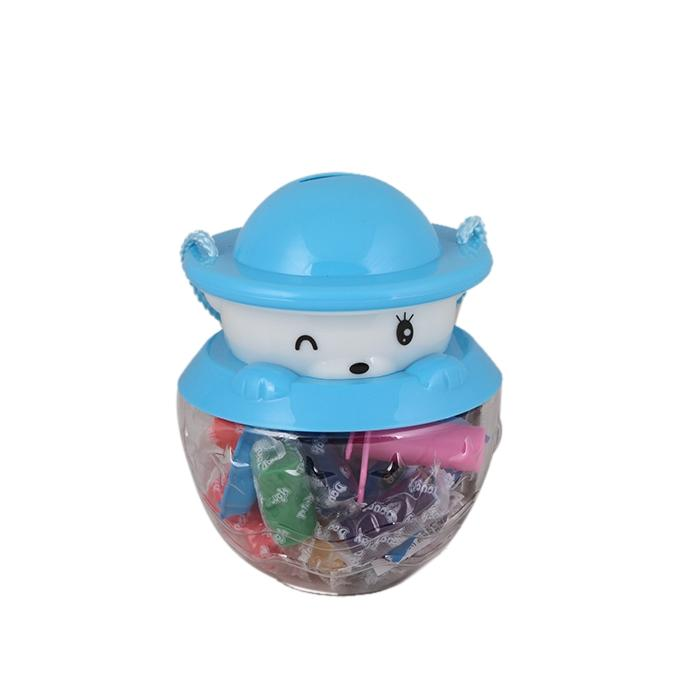 Plastic Play Dough - Multi Color