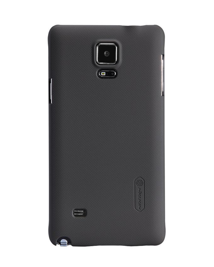 Samsung Galaxy Note 4 Super Frosted Shield Back Case - Black