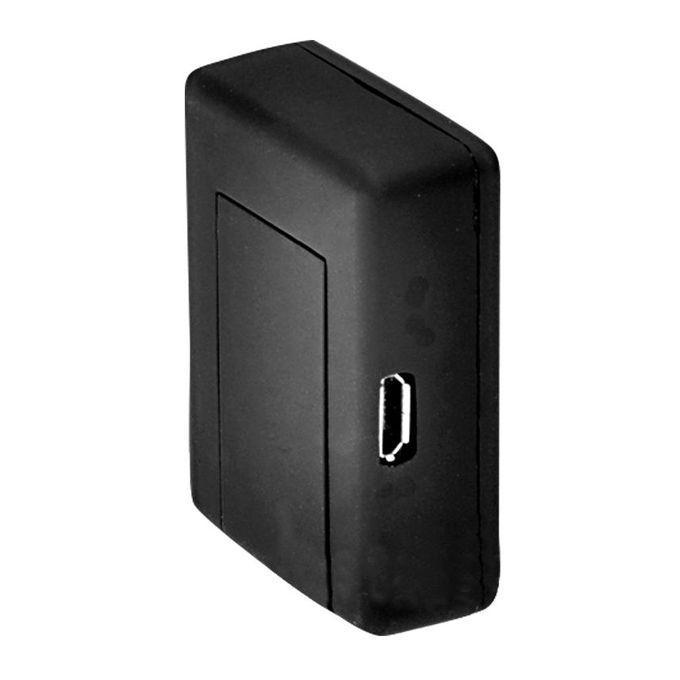 A8 Sim Device with GPS Tracker - Black