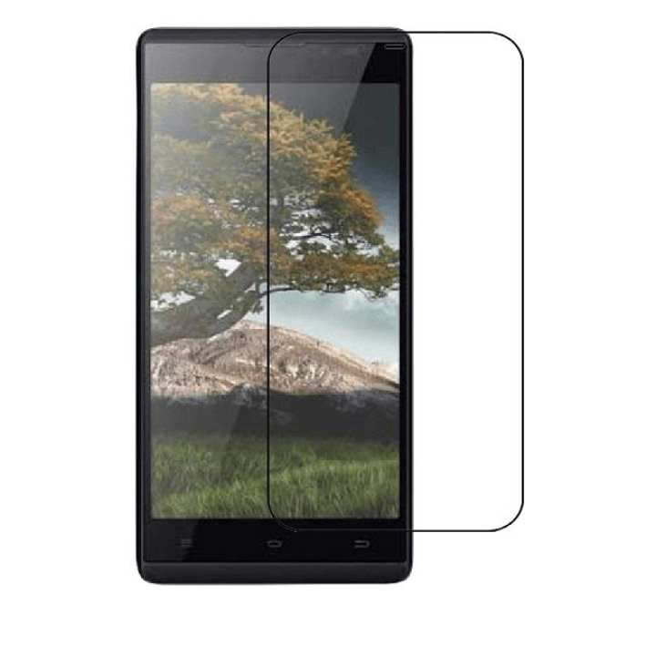 Tempered Glass Protector for Symphony Xplorer H50 - Transparent