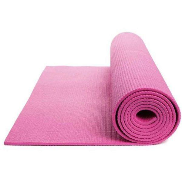 Yoga And Gym Mat 6mm - Pink