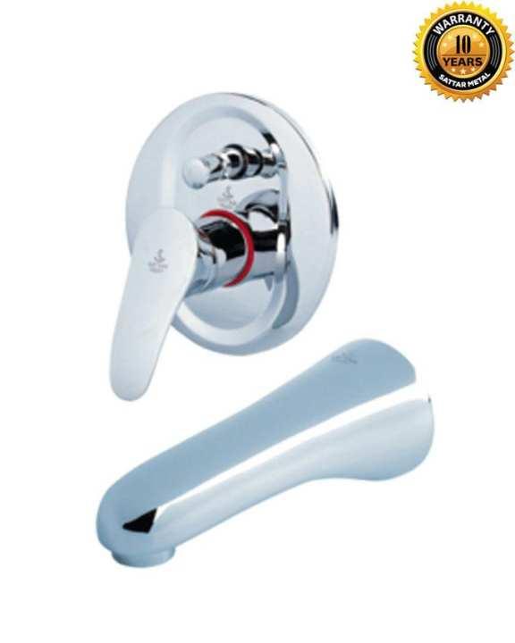 Single Lever Conceal Spout Mixer 3/4''