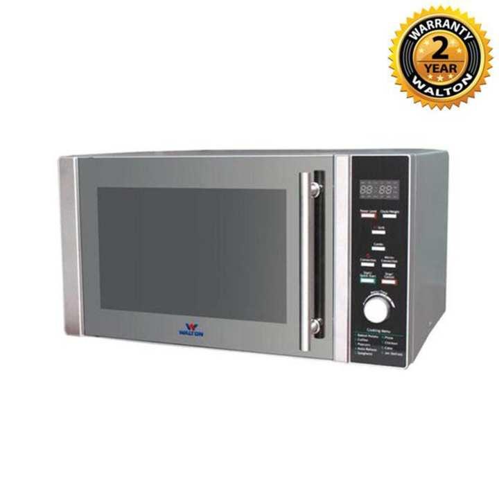WG30ESLR Microwave Oven 30L - Silver