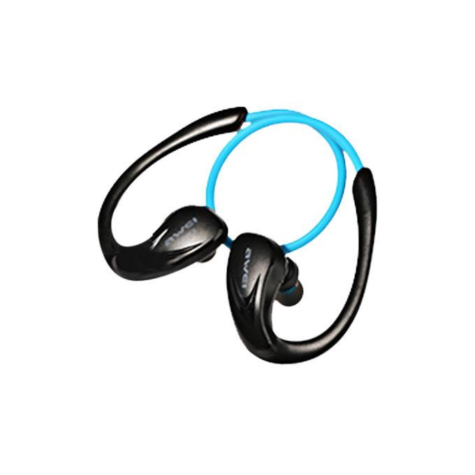 A880BL - Wireless Earphone - Black and Blue
