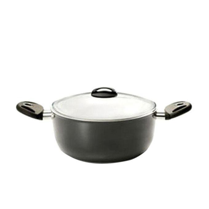NCTGM232 Cooking Pot Natural W/L 32cm - Silver
