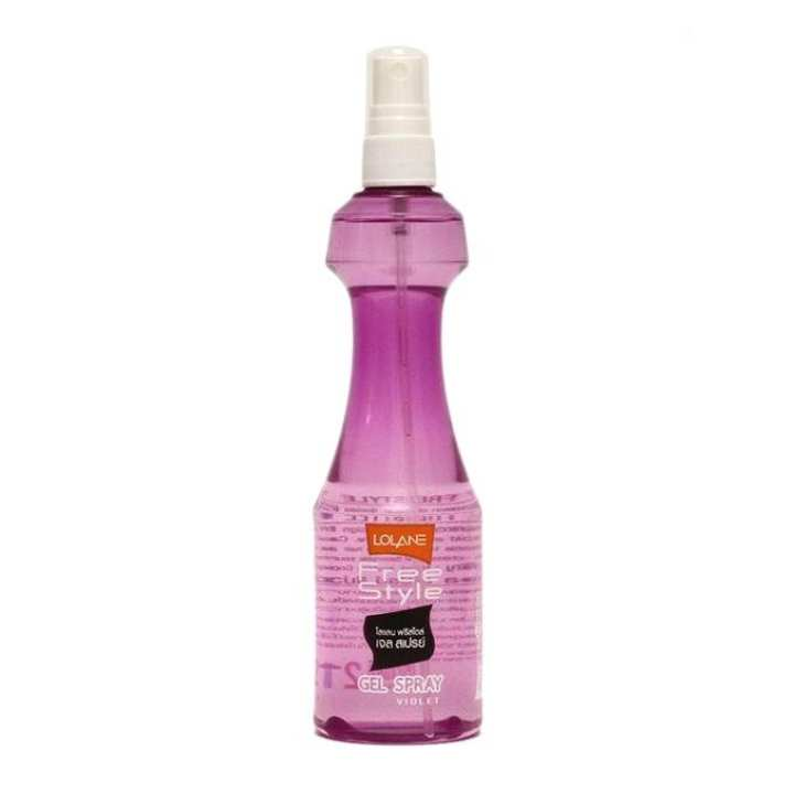 Free Style Water Gel Spray Violet - 215g