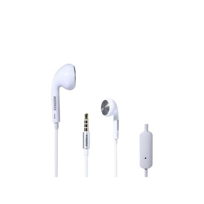 RM-303 In-Ear Earphone - White