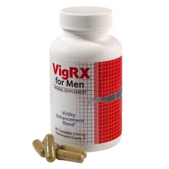 Vigrx For Men (Penis Enlargement) Capsules - 60capsules