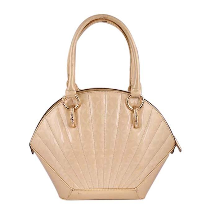 Golden Shoulder Bag for Women