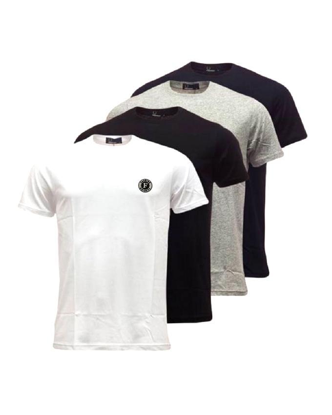 Combo Pack of 4 T-shirt For Men