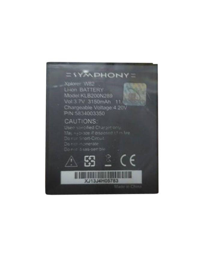 Mobile Battery for Symphony W 82 - 3150mAh