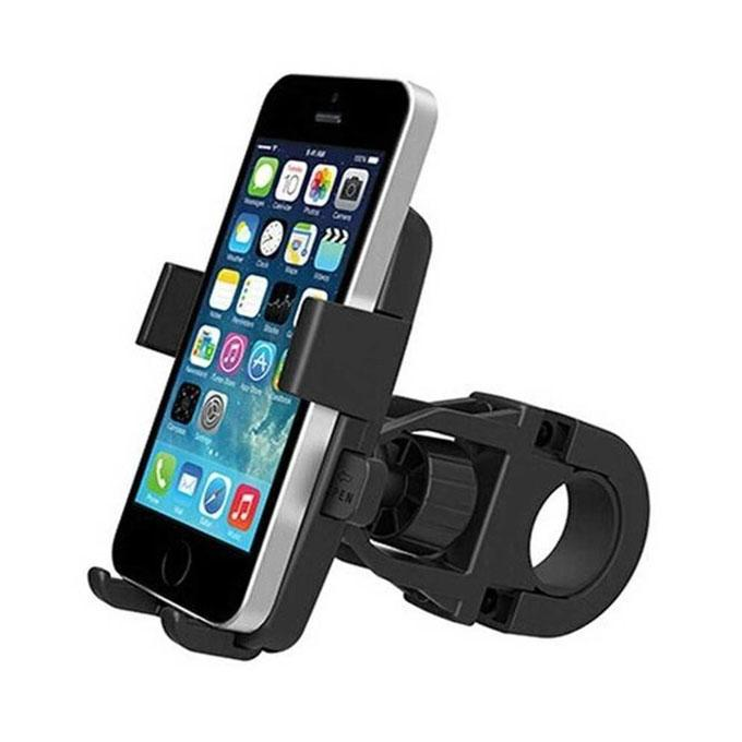 Phone Holder for Bicycle - Black