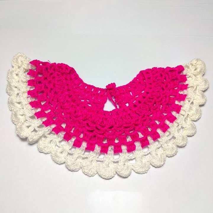 Crochet Baby Yolk For baby frock-03