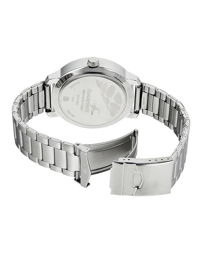 3121SM02 - Stainless Steel Analog Watch For Men - Silver