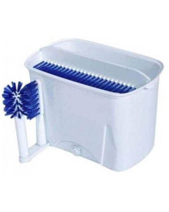 Wash n Bright Easy Dishwasher - White and Blue