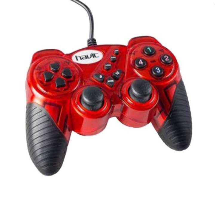 HV-G92 - USB Game Pad - Red
