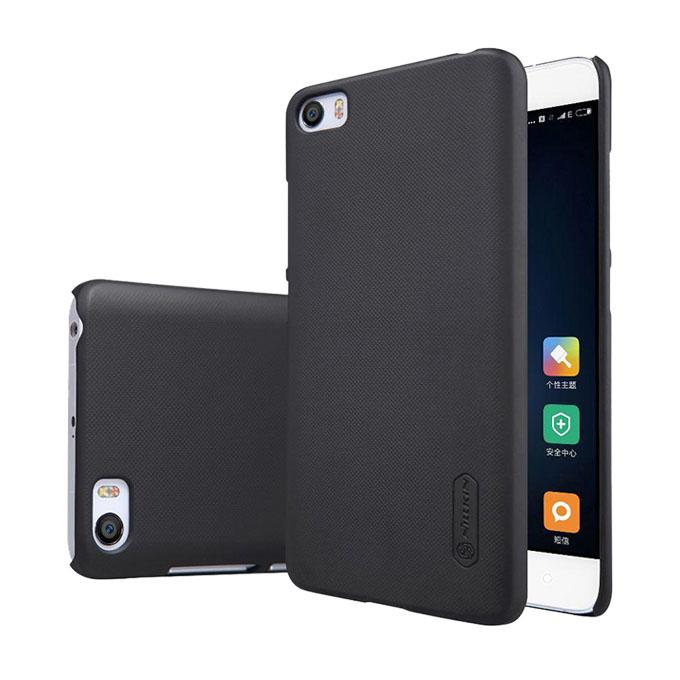 Super Frosted Shield Back Cover for XIAOMI 5S - Black