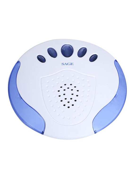 Wireless Doorbell - White & Blue