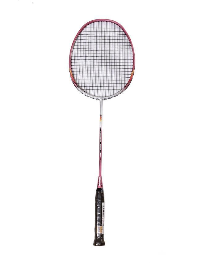 Badminton Racket - Red