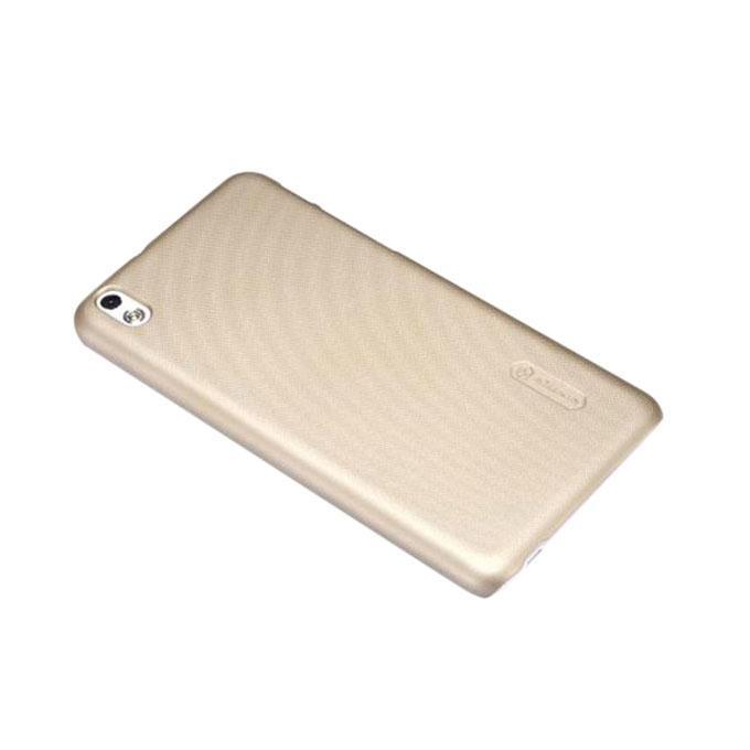 HTC Desire 816 Super Frosted Shield Back Case - Golden