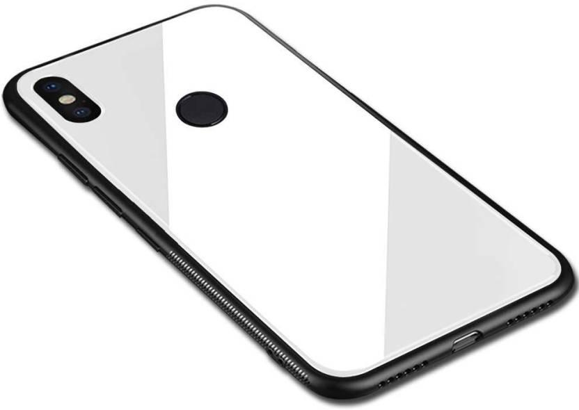 Glass Back Cover Xiaomi Redmi Note 5 - White