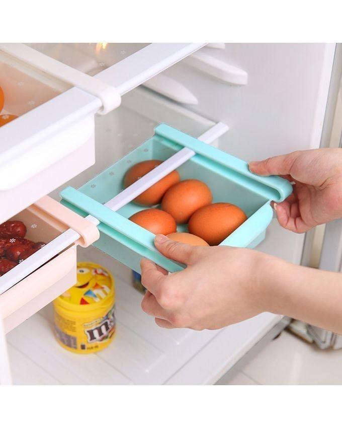 Multifunctional refrigerator storage box