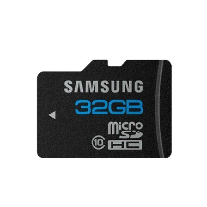 32GB Class 10 Mircro SD Card - Black