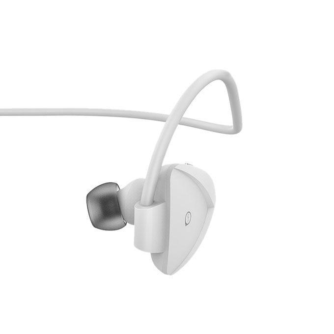 A840BL - Wireless Bluetooth Sports Earphone - White