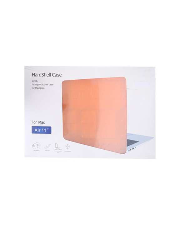 Hardshell Cover for Mac Air, Retina and Pro - Orange