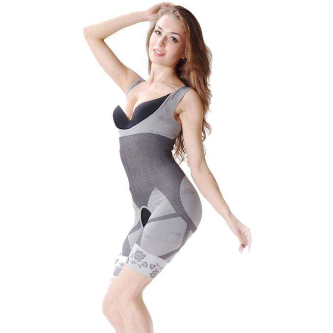 Beauty Style Hot Shaper Full Body - Grey