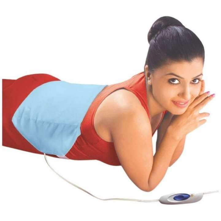 Pain Relief Electric Heating Pad - Sky Blue