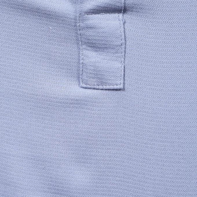 Sky Blue Cotton Panjabi For Men