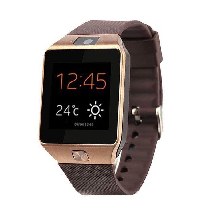Max Plus T3 Smartwatch - Golden