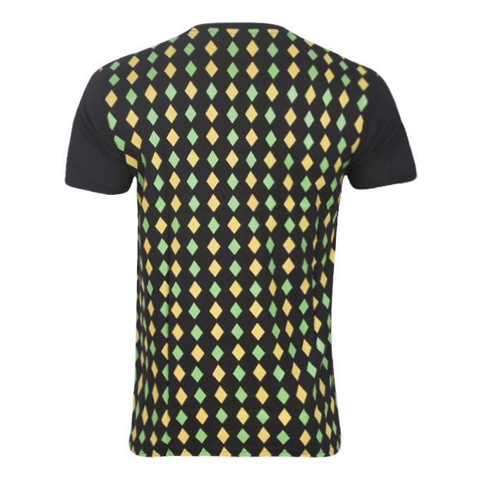 Multicolor Cotton T-Shirt For Men